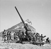 Gibraltar during the Second World War GM4392