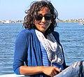 Gigi Ibrahim on a boat.jpg