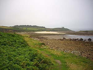 Gilbert's Porth, South Pelistry Bay, St. Mary's - geograph.org.uk - 929289.jpg