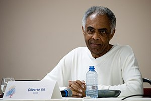 Gilberto Gil - Gilberto Gil at his 70th birthday, 2012.