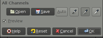 Button (computing) - Different types of buttons in GTK+.