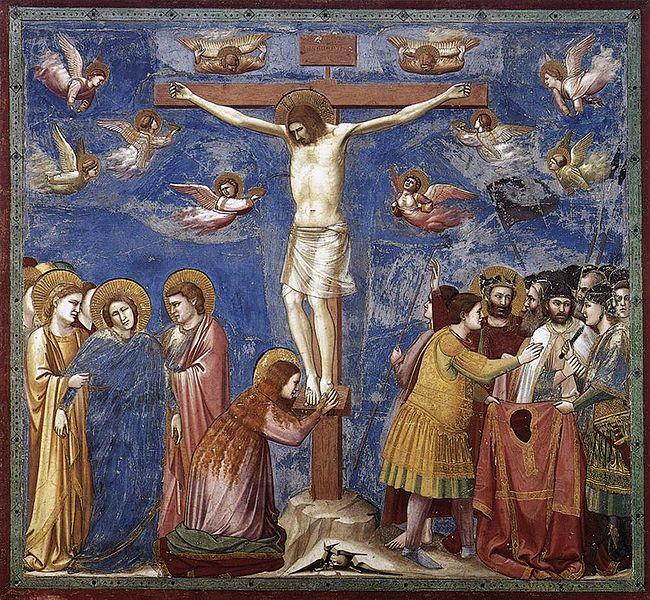 Ficheiro:Giotto Cruxifixion.jpg