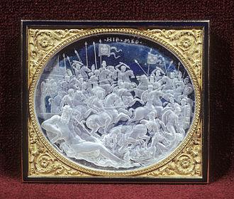 Giovanni Bernardi - Image: Giovanni Bernardi The Battle of Pavia Walters 4168