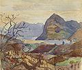 Giovanni Giacometti Landschaft bei Lugano mit San Salvatore.jpg
