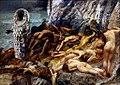 Giulio Aristide Sartorio Diana of Ephesus and the slaves.jpg