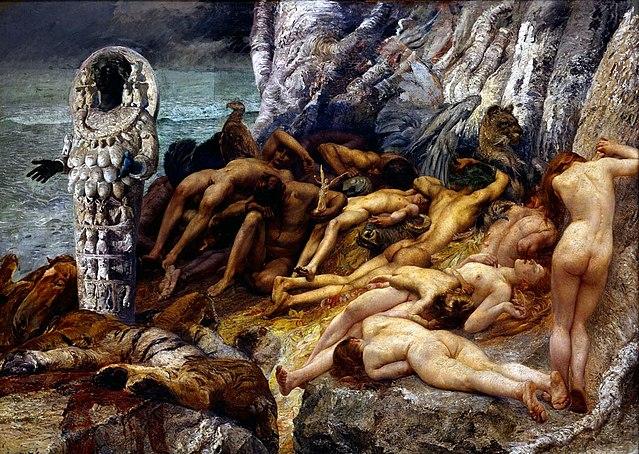 File:Giulio Aristide Sartorio Diana of Ephesus and the slaves.jpg ...