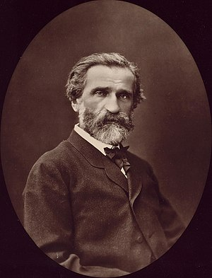 Otello - Giuseppe Verdi c. 1870