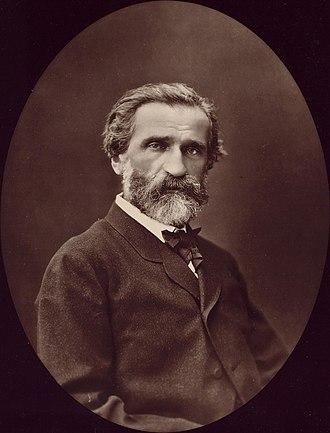 Don Carlos - Giuseppe Verdi, about 1870
