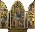 Giusto de' Menabuoi (d.1393) - The Coronation of the Virgin, and Other Scenes - NG701 - National Gallery.jpg