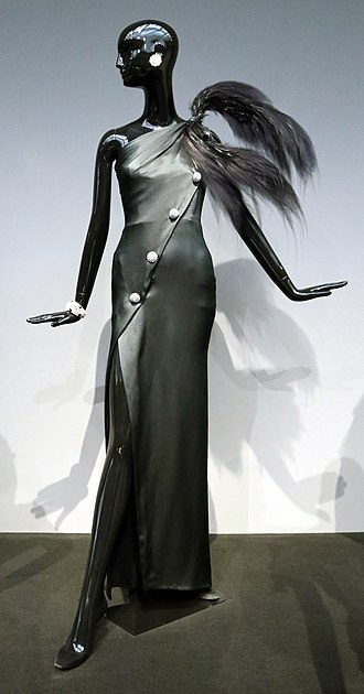 Givenchy - Winter 1990s evening dress by Givenchy