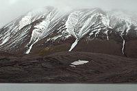 Mountains near Esmarkbreen