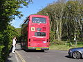 Go South Coast events fleet 1947 Y747 TGH rear.JPG