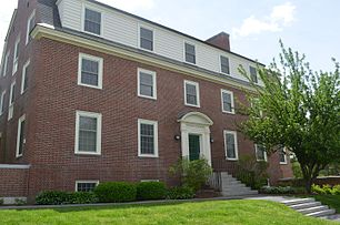 List Of Colby College Buildings Wikiwand