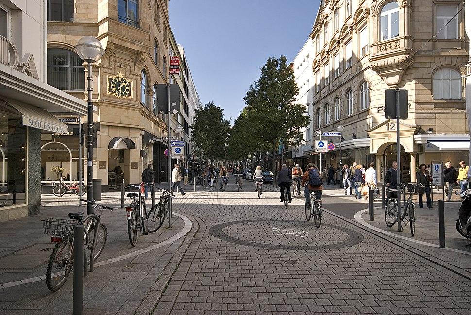 Goethestrasse Rothofstrasse Ffm