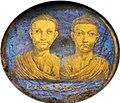 Gold-glass portrait of two young men (Bologna).jpg
