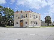 Golden Gate Building, Stuart, Florida 001