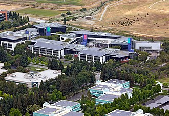 Rooftop photovoltaic power station - Rooftop PV systems at Googleplex, California
