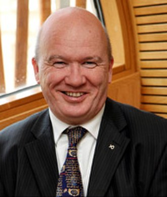 Gordon MacDonald (Scottish politician) - Image: Gordon Mac Donald MSP20120529