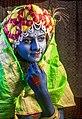 Gore Gvala Ki Lila-Krishna As a Girl.jpg