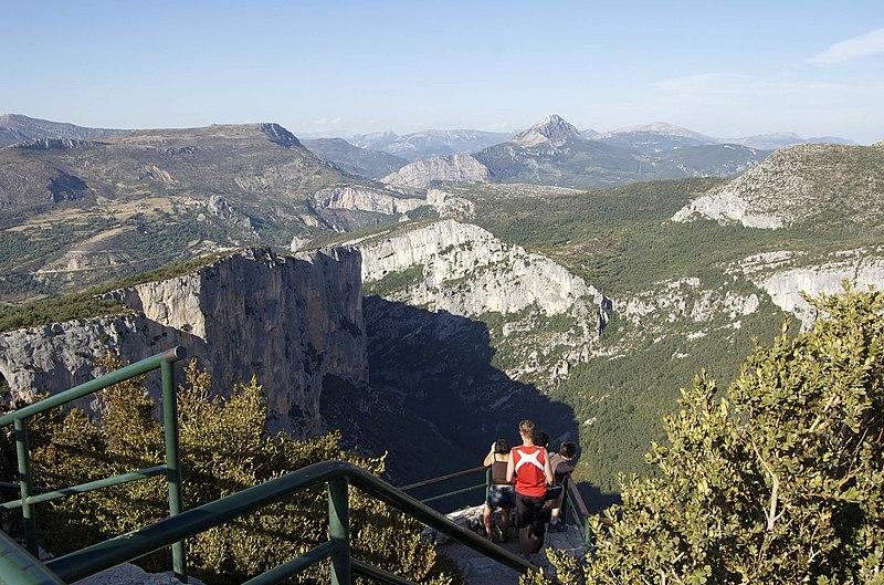 File:Gorges du Verdon, Alpes-de-Haute-Provence et Var, France - panoramio.jpg