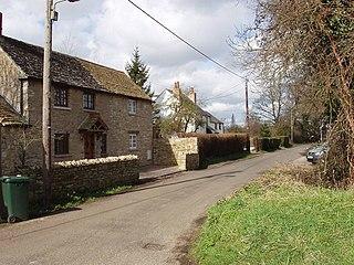 Gosford, Oxfordshire village in the United Kingdom