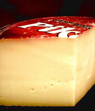 Gouda cheese - Image: Gouda