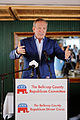 Governor of New York George Pataki at Belknap County Republican LINCOLN DAY FIRST-IN-THE-NATION PRESIDENTIAL SUNSET DINNER CRUISE, Weirs Beach, New Hampshire May 2015 by Michael Vadon 05.jpg
