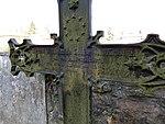 Grabanlage Familie von Krosigk, Kreuz Agnes Wilhelmine Louise 1811-1894 (Ballenstedt) 03.jpg