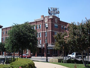The Grace Museum - The Grace Museum from Everman Park