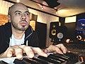 Grammy Award Winning Music Producer Drew Correa, Composing music.jpg