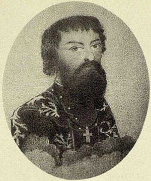 Ivan Gramotin - Ivan Tarasyevich Gramotin
