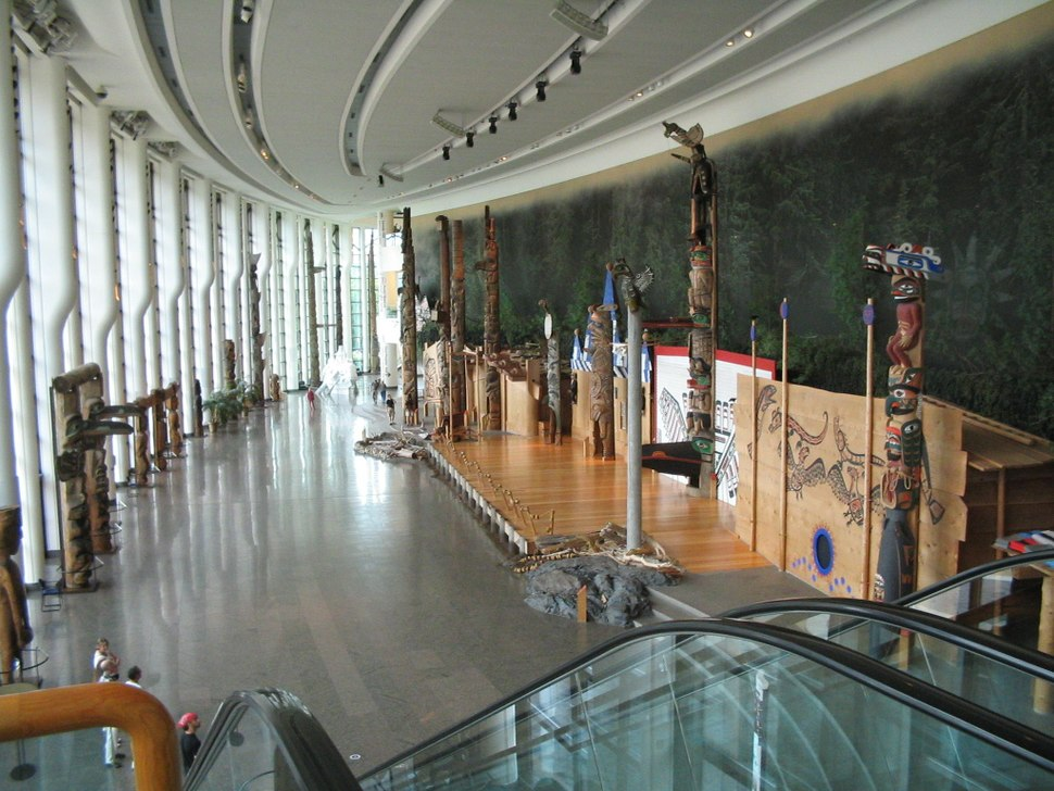 Grand Hall at the Canadian Museum of Civilization.jpg