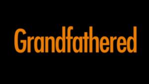 Grandfathered (TV series) - Image: Grandfathered