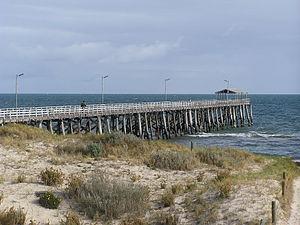 Grange, South Australia - Grange Jetty