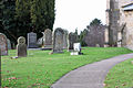 Gravestones at St Peters Hutton.jpg