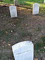 Gravestones of Unknown Soldiers - Cemetery - West Point Military Academy - West Point - New York - USA (10354437795).jpg