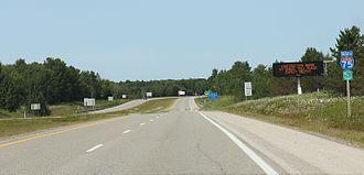 Great Lakes Circle Tour - Great Lakes Circle Tour in northern Michigan
