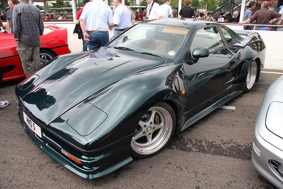 Lister Storm Wikipedia