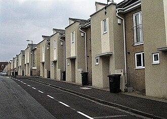 Greenbank, Bristol - Image: Greenbank Road