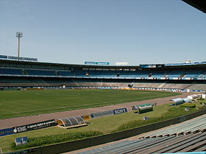 Estádio Olímpico Monumental - Image: Gremio Stadium