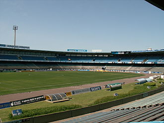 2007 Copa Libertadores Finals - Estádio Olímpico