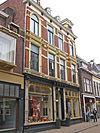 foto van Dubbel winkelwoonhuis in neo-renaissancestijl
