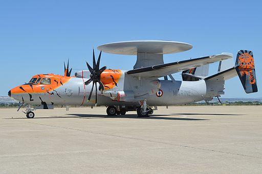 Grumman E-2C Hawkeye 2000 '3' (166417) (27196805955)