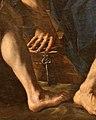 Guercino, martirio di san pietro, 1618, 04 chiavi.jpg