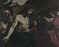 Guercino - The Incredulity of Saint Thomas, 1621.jpg