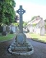 Guernsey July 2011 245, Castel churchyard war memorial.jpg