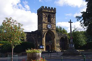 Guisborough - The Church of St Nicholas