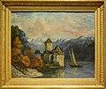 Gustave Courbet - Le Château de Chillon - Musée des Beaux-Arts de Belfort.jpg