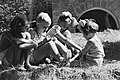 Gyerekek, 1943. Fortepan 27865.jpg