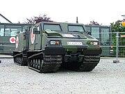 Hägglunds Bv206S ambulance